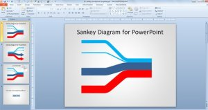 Create Sankey Diagrams in PowerPoint with Free Template