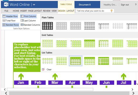 deliverable timeline template free download