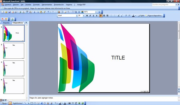 Cool Ppt Template White Cool White Cool Powerpoint Background