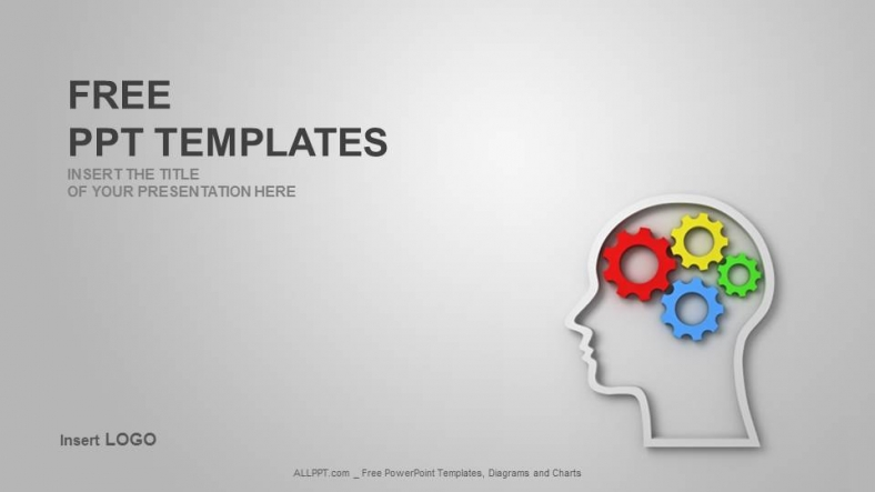 Free brain powerpoint templates quantumgaming awesome free brain powerpoint template images resume ideas modern powerpoint toneelgroepblik Image collections