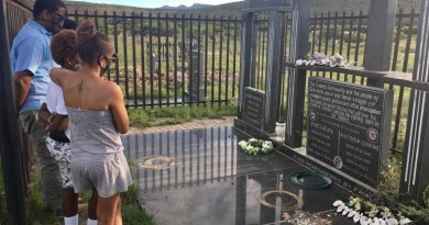 Sudafrica: mio padre è morto per questo