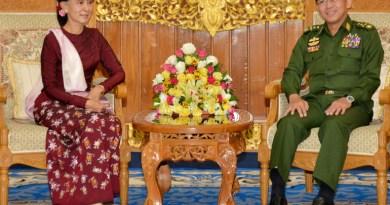 Aung San Suu Kyi, detenuta in Myanmar, dovrà affrontare il tribunale di Naypyidaw    Notizie di Aung San Suu Kyi