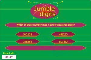Jumble puzzle answers