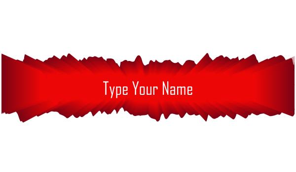 Name Board Vector Free Download Free Vector Art Free Vectors