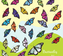 Butterfly Free Vector Art