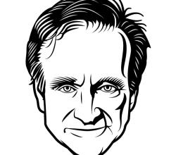 Robin Williams Vector Image