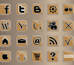 Free Kraft Vector Icons