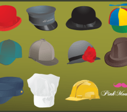 Hat Vector Image Free