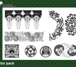 Decor Vector Pack Free