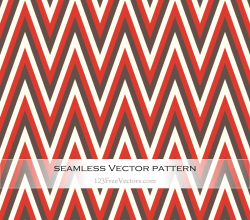 Vintage Chevron Pattern Background