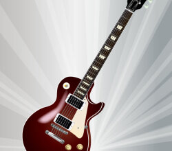 Vector Les Paul Guitar