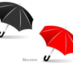 Umbrella Vector Graphics Free