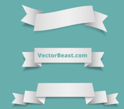 Vector Ribbons Free