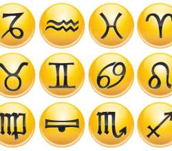 Vector Zodiac Icons
