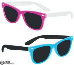 Free Ray Ban Glasses Vector Graphics