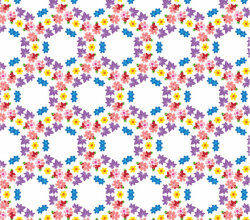 Download Free Vector Floral Background Pattern