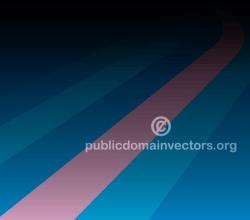 Colorful Retro Stripes Background Design