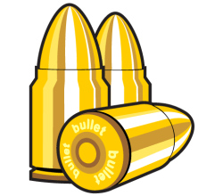 Free Bullet Icons Vector Clip Art