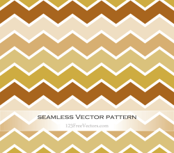 Vintage Chevron Pattern Illustrator