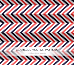 Abstract Chevron Pattern Background
