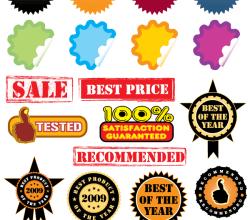 Sticker Vector Eps Free