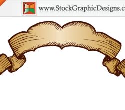 Free Hand Drawn Banner Vector