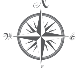 Vector Image Compass