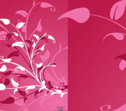 Vectorflower Decoration Background