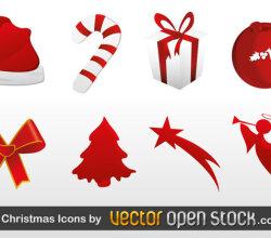 Christmas Free Vector Icons