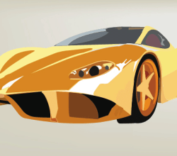 Auto Vector Illustrator