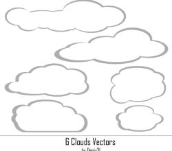 Vector Free Clouds