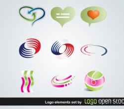 Logo Elements Set