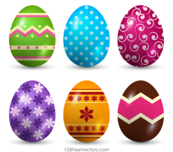 Easter Egg Vector Free Download