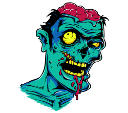 Zombie Free Vector Graphics