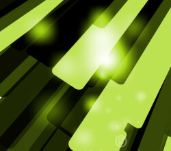 Green Abstract Vector Background Design Illustration