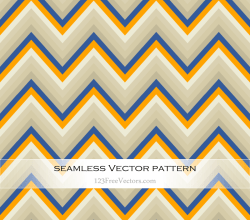 Vintage Chevron Background