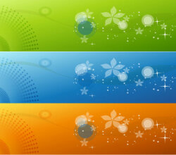 Color Vector Banner