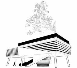 House Around The Tree