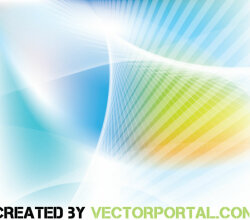 Gradient Mesh Background Vector