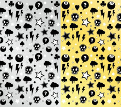 Punk Rock Pattern