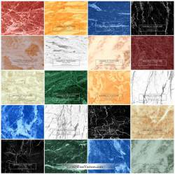 Free Marble Texture Background Vector Pack