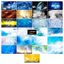 25 Blur Lights Background 03