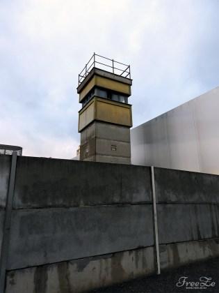 Berlínské dobrodružství: Berlínská zeď