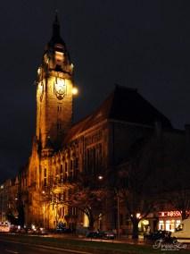 Berlínské dobrodružství: Rathaus Charlottenburg