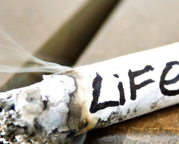 Burning Cigarette (Life)
