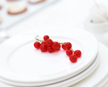 Cherries and Dishes