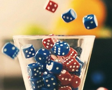 Dice In The Cup