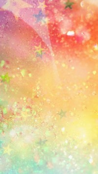 Dreamy Abstract Stars