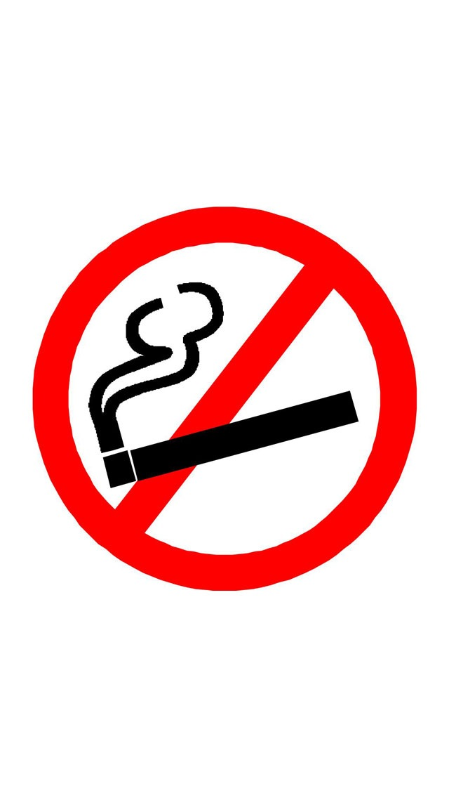 No Smoking Sign IPhone 6 Plus And 5 4 Wallpapers