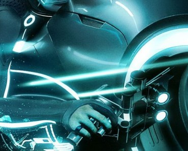 Science Motorcycle and Rider